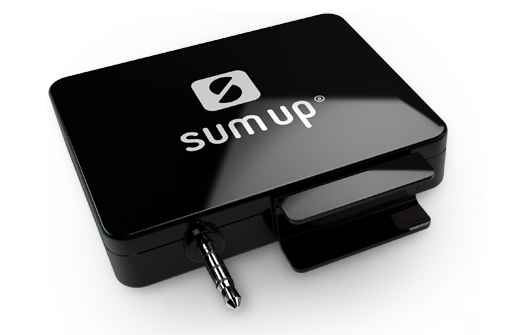 SumUp Smartphone Credit Card Reader